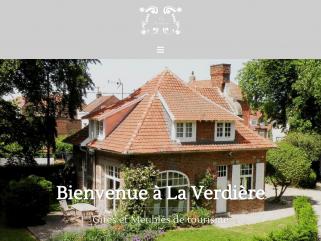 Maison d'hotes Lille : chambres d'Hôtes, table d'hôte, gite prox Lille, maison de Charme à Lille 59 La Verdière (Nord de la France)