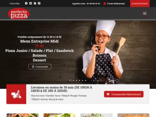 Perfecto Pizza : livraison de pizzas à domicile