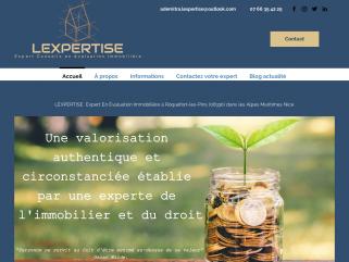 LEXPERTISE  Expert En Évaluation Immobilière à Roquefort-les-Pins (06330) dans les Alpes Maritimes Nice lexpertise-immo.com