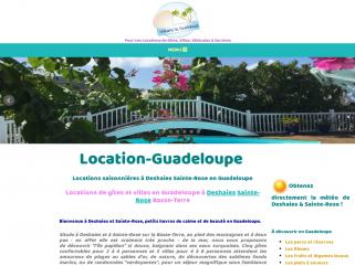 PRIVE VILLA et PISCINE Balnéo à louer en Guadeloupe Basse-Terre Deshaies Sainte-Rose location :  hébergement , maison , véhicule , Gîte , maison, chez Ylang-Ylang CoCo pas cher.
