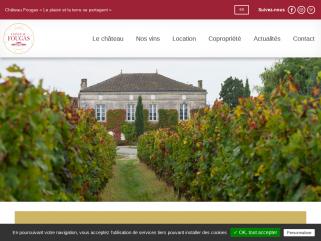 Chateau Fougas Chateau Fougas Maldoror, mes vignes a louer