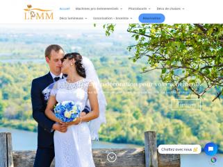 Location photobooth, selfie box, jet scene et envoi de décoration mariage dans toute la france