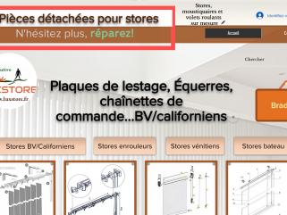 Pièces détachées pour stores | luxstore.fr | Montberaud|