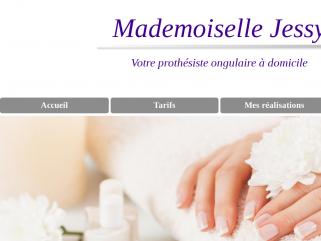 Mademoiselle Jessy prothésiste ongulaire  mains et pieds à domicile en Guadeloupe