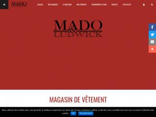 Mado/Ludwick Mode féminine a petit prix