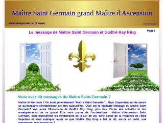 Maitre Saint Germain