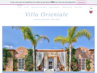 Location de villa pour vacances en famille à Marrakech - séjour au Marrakech