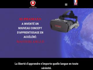 MASTERLANGUE Alphamax Masterlangue, méthode multilingues.