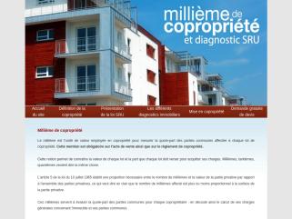 Millièmes de copropriété et loi SRU : tantièmes et millième de copropriété