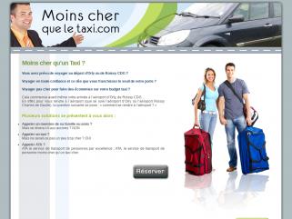 Moins-cher-que-le-taxi.com explique comment trouver le taxi le moins cher à Paris et en région Ile de France