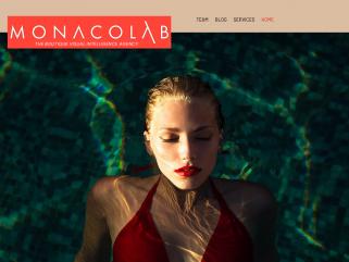 MonacoLab Monaco. Leader in transformative visual identity, brand strategy, high-end development, eCommerce and digital marketing.