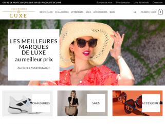 Mondressingdeluxe.com Le magazine web N°1 sur le luxe et boutique de vêtement en ligne