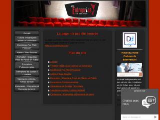 Team Booster Théâtre / Murder Party / Cinéma