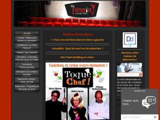 Théâtre d'Entreprise - Team Building