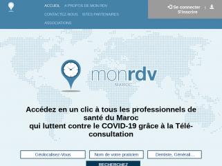 Prise de rdv par internet au maroc