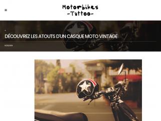 Motorbikes-tattoo