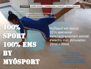 MyÔsport votre spécialiste Ems Training depuis 2015 Think sport differently . COACHING ET VENTE