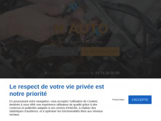Garage de réparation et entretien de véhicules