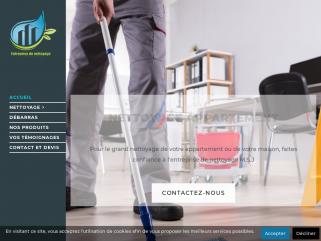 Grand nettoyage remise en état de locaux-nettoyage professionnel