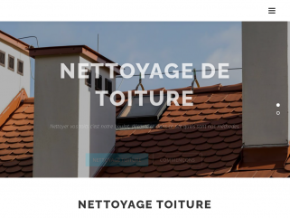Artisan couvreur spécialiste du nettoyage toiture, Facade, Terrasse