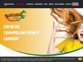 Trampoline Park en gironde-New Jump Langon