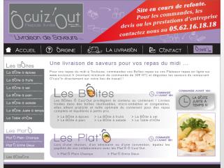 Ô Cuiz'Out, livraison de plateaux repas au bureau à Toulouse, Labège, Balma-Grammont et environs