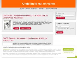 Ondeline.fr