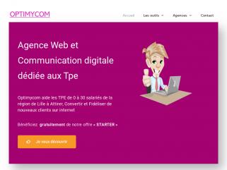 Agence de marketing internet pour TPE et PME