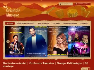 Orchestre tunisien | Orchestre oriental | Dj | Groupe folklorique | groupe Mezoued | Paris | Nice | Lille | Mariage