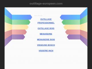 L'Outillage Européen - Le spécialiste de l'outillage pour tous