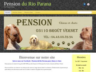Pension chien et chat du Rio Parana