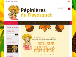 Pépinières du Flayosquet - Jardinerie, horticulteur et pépiniériste à Flayosc
