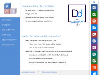 PGR Formation