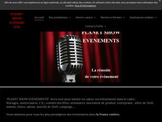 Planet Show Evénements, soirées à thèmes, Casino, Animations et Spectacles