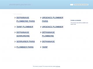 Plombier pas cher Paris Devis en ligne Prix sur le site