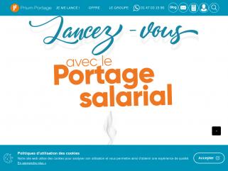 Prium Consulting | Portage salarial