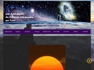 Une Ambassade du Créateur des mondes sur cette planète