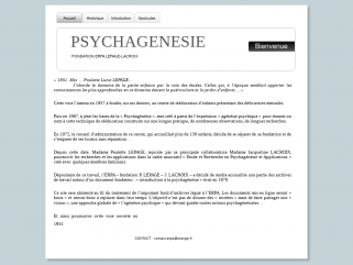 La Psychagenesie