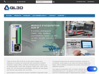 QL3D - Connectivity and Control Solutions