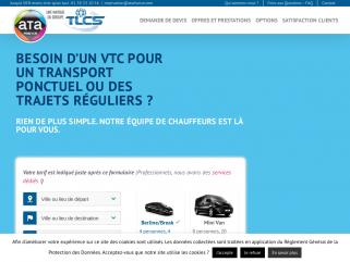 Réserver au tarif jusqu'à 50% moins cher qu'un taxi, votre service de navettes et transport de personnes alternatifs au taxi depuis ou vers les aéroports Paris Roissy CDG, Orly, Beauvai