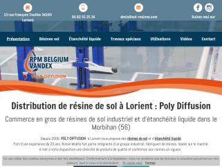 SOL RESINE POLYURETHANE ET METHACRYLATE / CIMENT VANDEX Une gamme étendue de résine de sols pour l'industrie et l'agroalimentaire. Epoxy, polyuréthane, méthacrylate, monile, ...