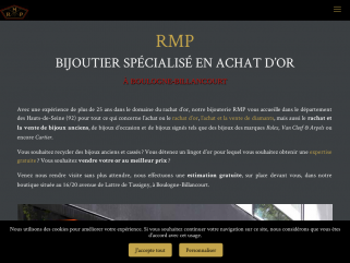 Achat or