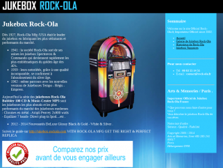 Jukebox Rock-Ola