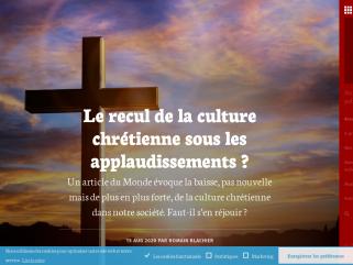 Le blog personnel de Romain Blachier