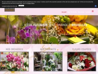 Fleuriste à Bruxelles