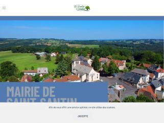 Mairie de Saint-Santin-Cantalès