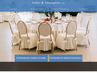 Location de salles Séminaires, Réceptions, Congrès, Mariages. Traiteurs, Prestataires divers