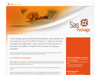 SasPackage