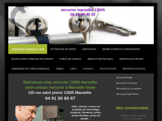 Serrurier 13005 marseille votre artisan à Marseille