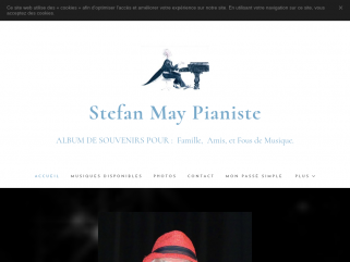 Stefan May Pianiste